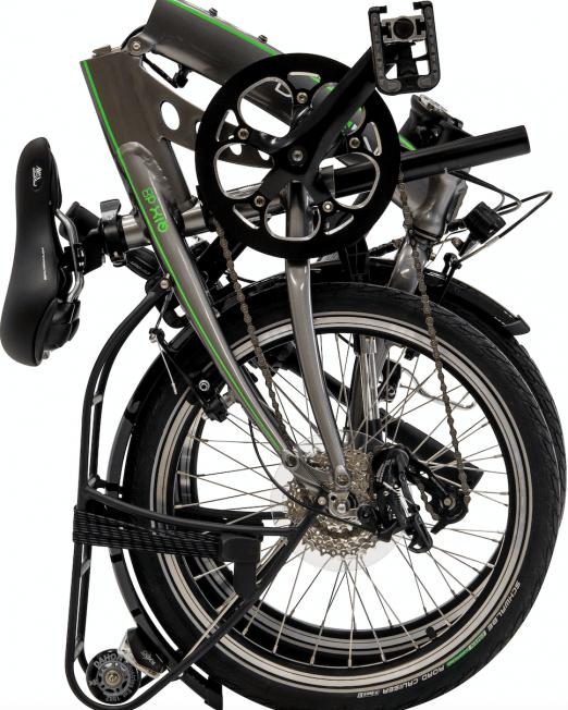 Bicicleta Pliabila DAHON QIX D8U 1