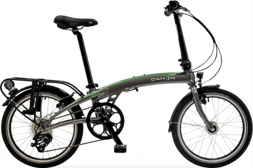 Bicicleta Pliabila DAHON QIX D8U