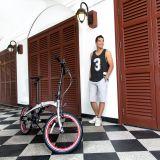 Bicicleta Pliabila DAHON VIGOR D9S 115959
