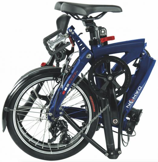 Bicicleta Pliabila Dahon EEZZ D3 1