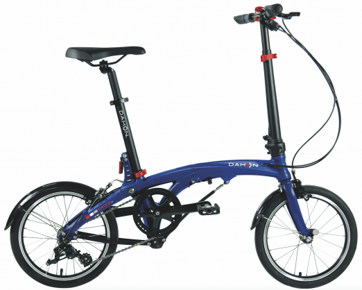 Bicicleta Pliabila Dahon EEZZ D3