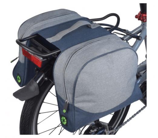 Geantă Portbagaj Bicicleta DAHON - 9 Litri