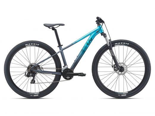 Bicicleta de Munte pentru Femei MTB Liv Giant Tempt 3 GE 29'' Teal 2021