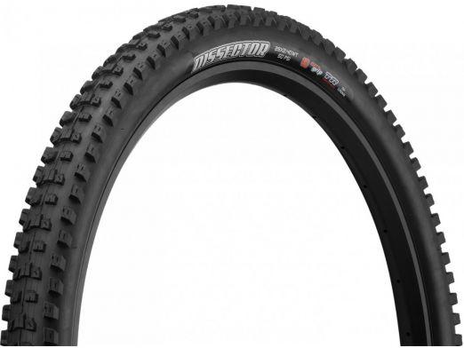 Cauciuc Bicicleta Maxxis Dissector 29×2.40 - 3C/TR/DH/60TPI, MaxxGrip, Foldable, DOWNHILL