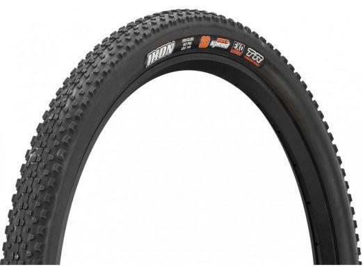 Cauciuc Bicicleta Maxxis Ikon 29×2.20 - 3C/TR/EXO/120TPI, MaxxSpeed, Foldable, Skinwall, Black